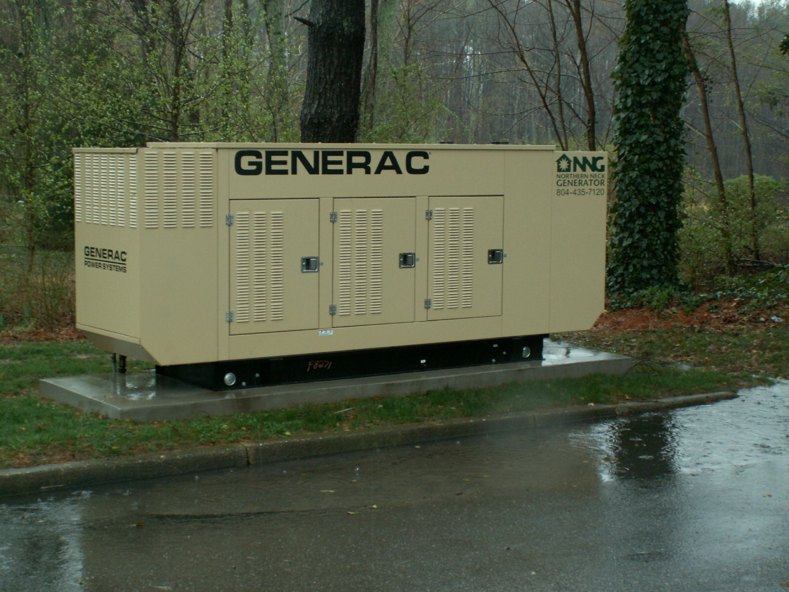 20 kw briggs and stratton residential whole house generator