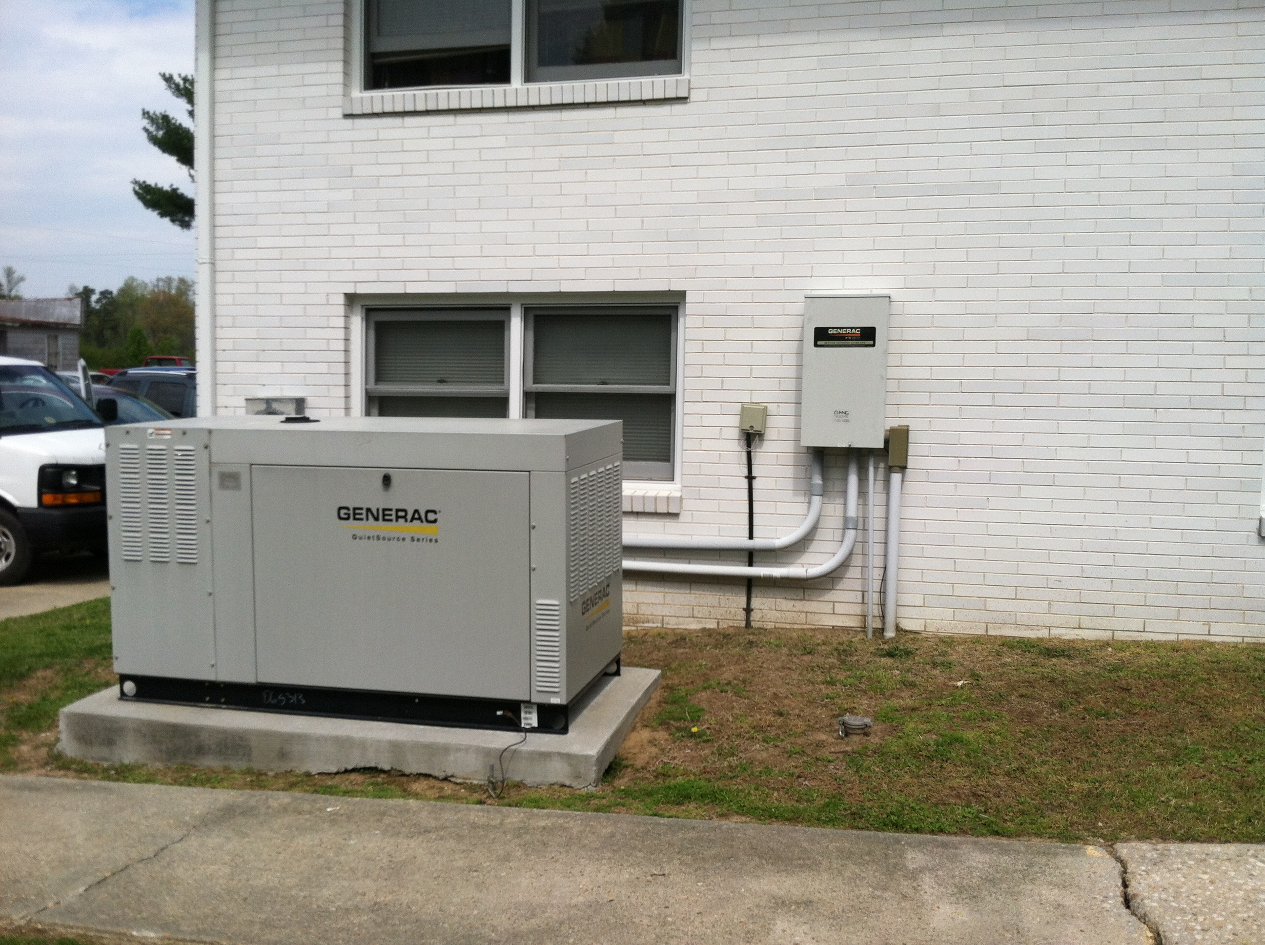 20 kw briggs and stratton residential whole house for Stratton house