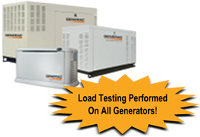 Generac Load Testing